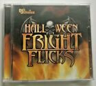1 CENT CD: Halloween Fright Flicks by DJs Choice 2003 Turn Up The Music Records