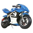Mini Gas Power Pocket Bike Motorcycle40CC 4 Stroke Ride on Toys by EPA Approved