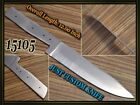 120CUSTOM MADE D 2 STEEL HUNTING BLANK BLADE CHEF KNIFE MAKING SUPPLIES 15105