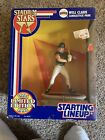 Starting Lineup 1994 Edition Stadium Stars WILL CLARK CANDLESTICK PARK S.F. GIAN