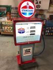 Amoco/Standard Wayne Model 734 Gas Pump Restored Circa 1967