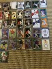 Huge Baseball Card Lot Patches Autos Rookies Low # Hundreds Huge Value