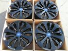 FORD F150 Expedition 20 FACTORY OEM WHEELS 2004 to 2019 Gloss Black