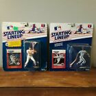 Wade Boggs /Darryl Strawberry 1988 Starting Lineup figures UNOPENED LOT w cards