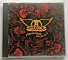1 CENT CD: Permanent Vacation by Aerosmith 1987 Geffen Records 80s Rock