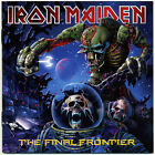 The  Final Frontier by Iron Maiden (CD, Aug-2010, Universal Music)