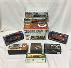 Lot of 9 - Texaco ERTL Collector Gas Station Fire Truck Banks