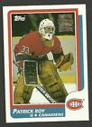 2002 2003 TOPPS REPRINTS PATRICK ROY ROOKIE 1 OF 14