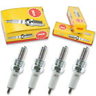 4pcs 93-96 Husaberg FC600 NGK Standard Spark Plugs 600cc 36ci Kit Set Engine gl