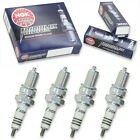 4pcs Benelli-Motobi 900 SEI NGK Iridium IX Spark Plugs 900 Kit Set Engine bv