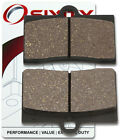 Front Ceramic Brake Pads 2007 ATK 450 Motard Set Full Kit  Complete qk