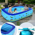 20OFF Inflatable Swimming Pool Home Outdoor Adult Family Kid PlayWater EasySet