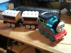 Tomy Thomas The Train Annie Clarabel Pull Toy 1998