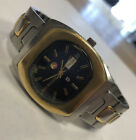 1970's Rado Musketeer 2798 Automatic 25j Men's Watch Running