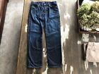 Mens 34w 32L Lucky Brand Vintage Straight Jeans