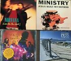 90s CD Rock Collection AIC/Nirvana/Ministry/Kyuss/STP