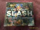 SLASH FEATURING MYLES KENNEDY - WORLD ON FIRE CD - 2014 RELEASE / ALTER BRIDGE