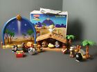 Fisher Price Little People 18 Pc Nativity Set 2008 N6010 Musical f ak