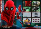 Hot Toys HT 1 6 MMS552 Spider Man Homemade Suit Ver Action Figure Dolls Presale