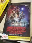 Stranger Things 2018 Topps Factory Sealed 24 Pack HOBBY Box 2 HITS per box!