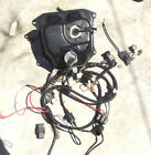 50cc scooter fuel tank with fuel pump lockers wires cdi coil other in pics