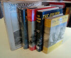 4 X Maritime Naval Books THE WIND IS FREE West Country Shipwreck The Golden