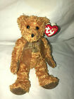 TY BEANIE BABIES TEDDY THE BEAR W/COIN CELEBRATING 100 YEARS 2002 RETIRED
