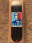 Eric Koston Girl Hope Obama Skateboard Deck