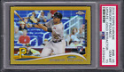 2014 Tps Chrome Update GREGORY POLANCO Pirates Rookie Gold Refractor 250 PSA 10