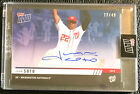 2019 Topps Now - Road to Opening Day Autograph Blue 49 - JUAN SOTO Nationals