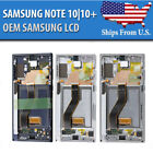Samsung Galaxy Note 10  10+ Plus LCD Replacement Screen Digitizer Frame OEM A