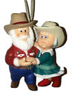 Hallmark 1999 Ornament The Clauses on Vacation 3rd Collector's Series Cowboy