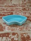Vintage Fiesta Ware Relish Tray Side Insert Original Turquoise Homer Laughlin A