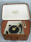 Magnavox Micromatic Vintage All Transistor Stereo Record Player Works VGC