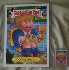 RARE DONALD TRUMP 11x14 OFFICIAL GPK Limited Edition POSTER GARBAGE PAIL KIDS