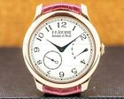 F. P. Journe Chronometre Souverain Red Gold / Silver Dial 40MM BOX AND PAPERS!