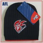AFL MELBOURNE DEMONS Beanie Official w/tag -NEW!