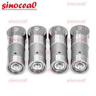 4Pcs Roller Lifter Tappets Set For Harley EVO 1340cc Engines Dyna Softail 84-99