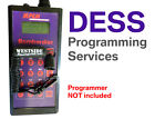 Seadoo DESS key programming SERVICE for all 2 stroke boats and jetskis MPEM