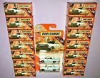 17x 2020 Matchbox 59 DODGE CORONET POLICE CAR CARDED  POWER GRABS NEW