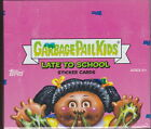 2020 Topps Garbage Pail Kids Late to School Hobby Box Sticker Cards
