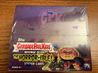 2019 Topps Garbage Pail Kids The Horror-Ible Box Sealed New