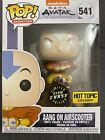 Funko Hot Topic Exclusive The Last Airbender Aang Chase POP!