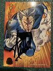 QUICKSILVER Marvel Universe Series 5 STAN LEE Signed Autograph Trading Card