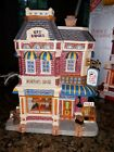 Lemax Signature Morton's Shoes Christmas Village Lighted Building (Bldg 110)