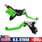 Hydraulic Brake Cable Clutch Levers For Kawasaki KX125/250 00-08 KLX450R 08-09