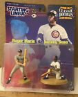 Starting Lineup Home Run Classic Doubles Roger Maris and Sammy Sosa 1999