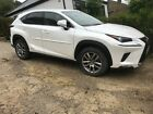 LARGER PHOTOS: Lexus NX 300H 2018 Petrol/ Hybrid Sonic White Sat Nav and Extra's