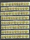 100 of 27 cent Tree Frog Used Stamps See photos