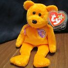 TY Beanie Baby UK Exclusive Celebrations the  Bear,,,MWMT